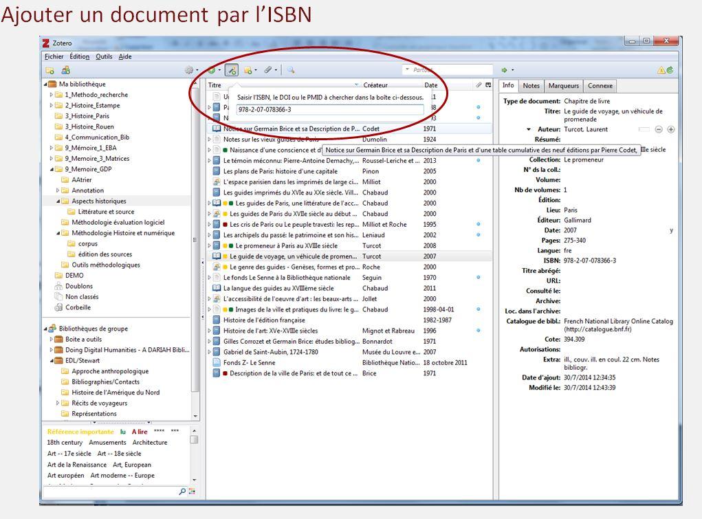 Zotero_Ajout_ISBN